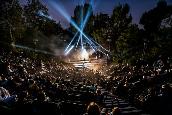 Welcome Back to Regent's Park Open Air Theatre